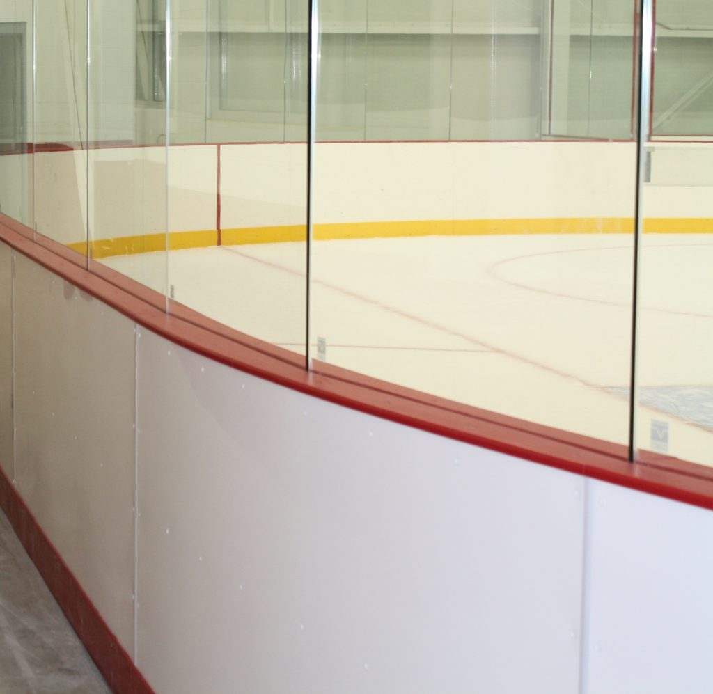Ice Rink Cleaning