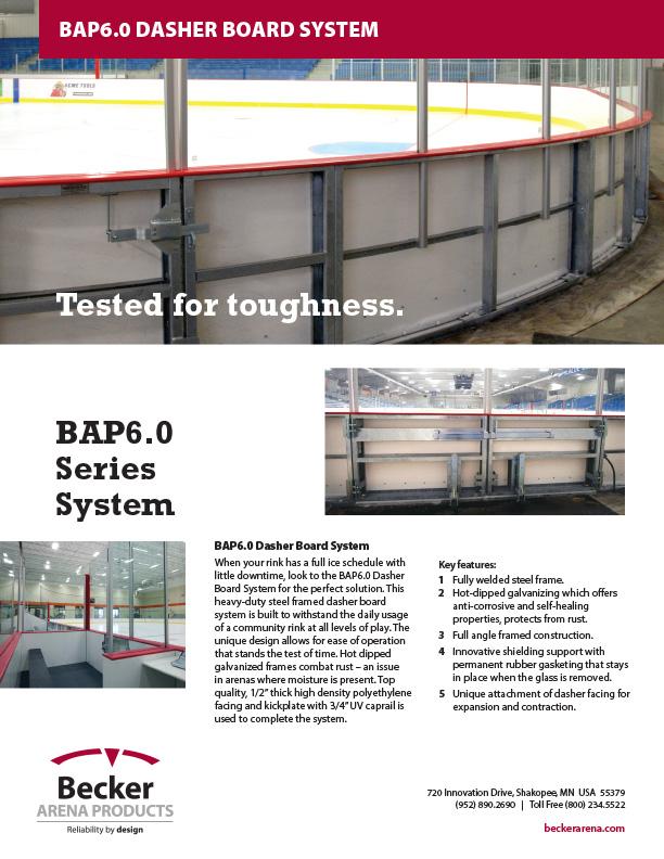 BAP6.0 Series Dasher Board System