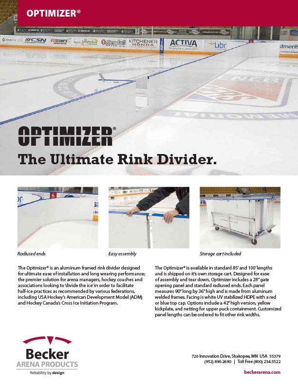 Optimizer Rink System